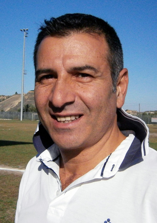 Aldo Pitrelli, mister dell'Asd Tursi 2008