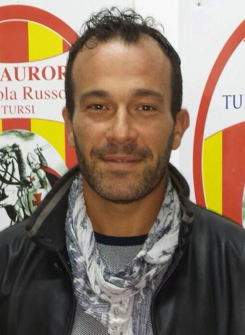 Paolo Abitante presidente dell'Asd Tursi 2008