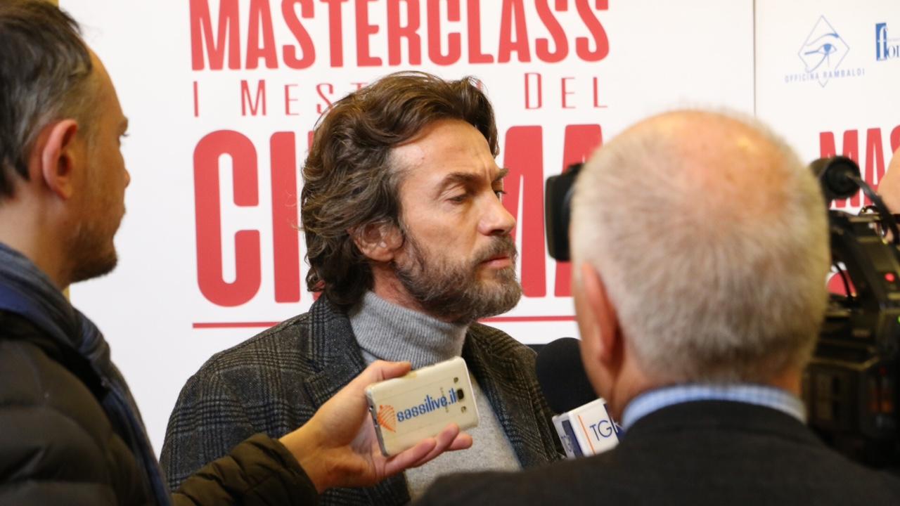 Edoardo Leo e Alessio Boni a Matera. Conclusa la masterclass in sceneggiatura, regia e recitazione organizzata da Officina Rambaldi