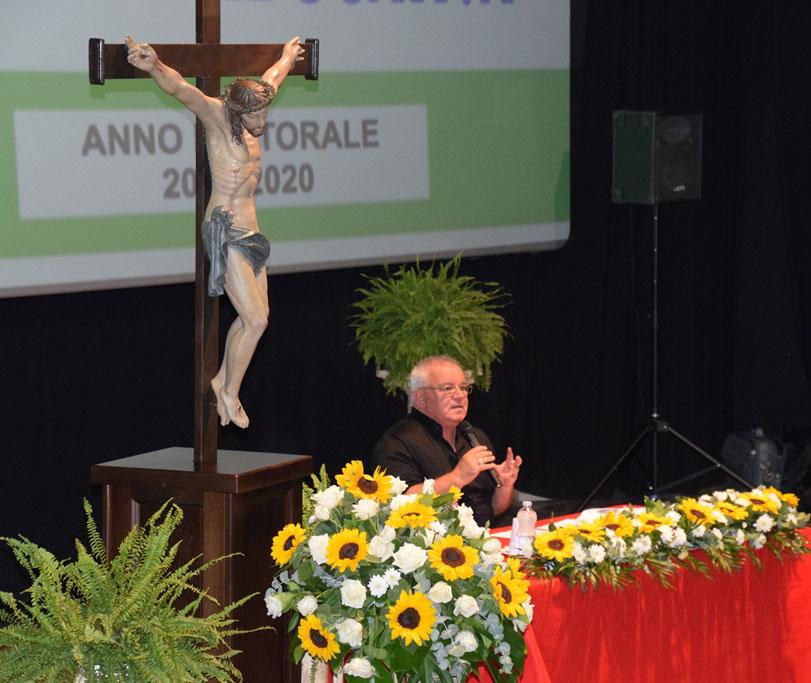 Mons. Vincenzo Orofino, vescovo di Tursi-Lagonegro, ha inviato una lettera a tutti gli istituti della diocesi, per l'inizio del nuovo anno scolastico: