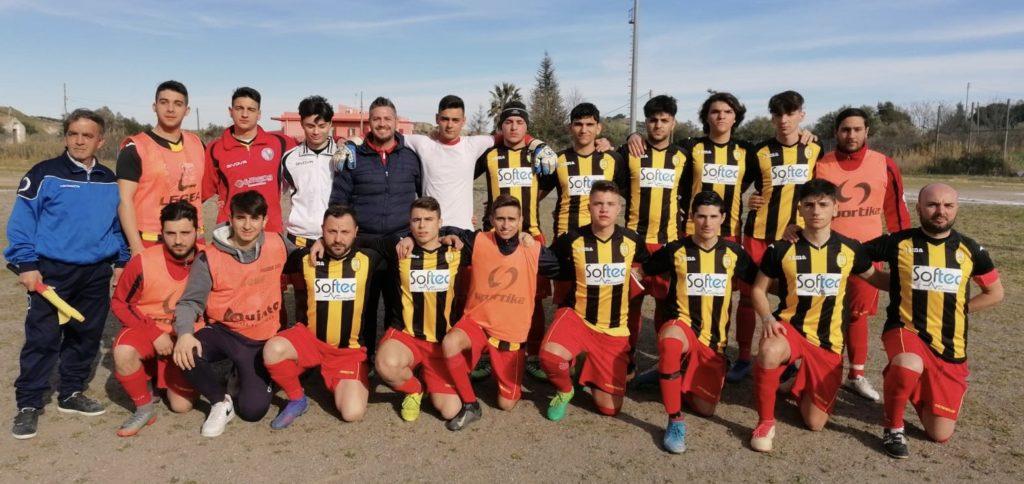 Tursi - Episcopia 0-0. Campionato di Prima categoria Girone B, 20^ giornata (domenica 23 febbraio)
