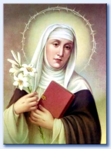 Culto, nome e toponomastica di santa Caterina da Siena a Tursi