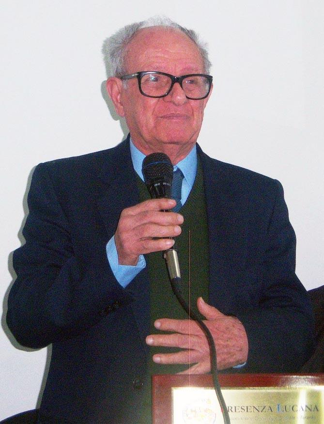 Personaggi del Sud: Pio Rasulo, a un anno dalla scomparsa nel ricordo di Michele Santoro