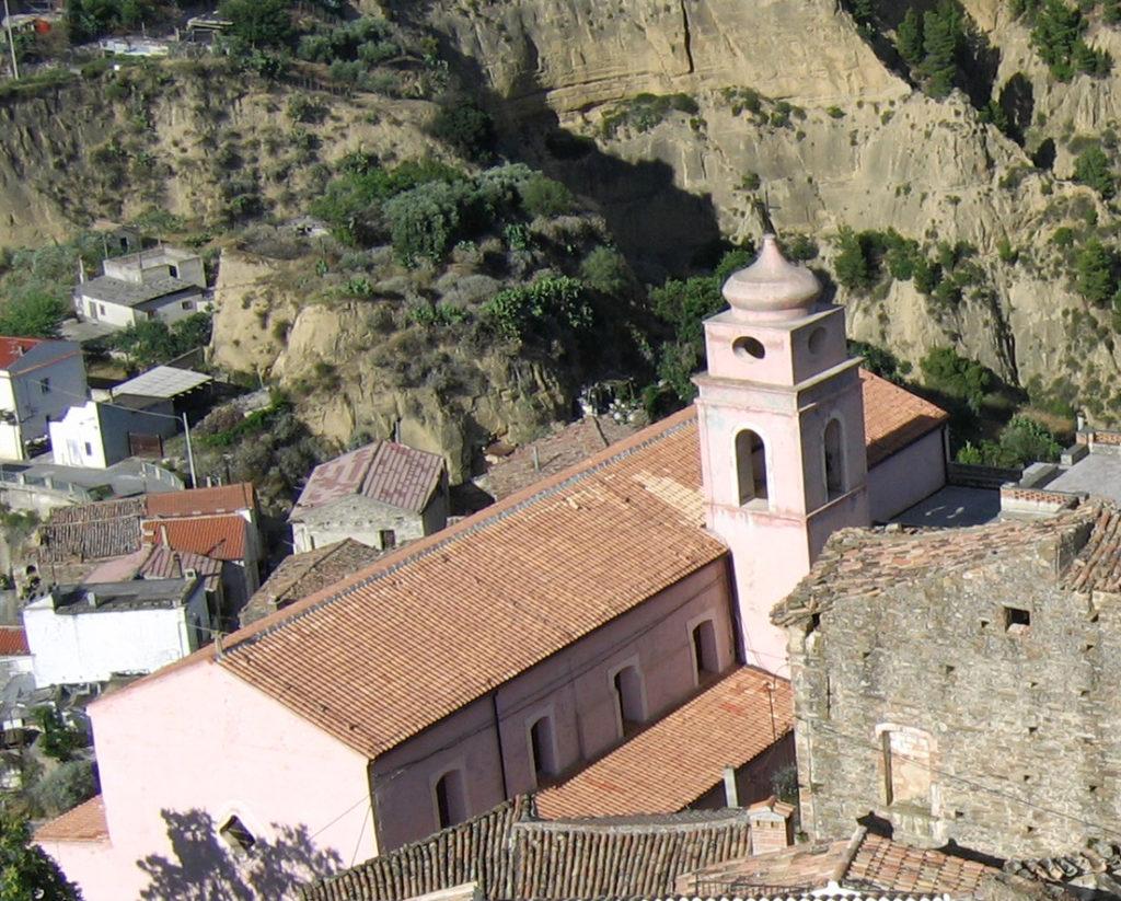 1 - Cappelle, cappellani e cappellanie di Tursi (1501-1800) - 2 - Cappella di San Nicola nella chiesa Collegiata di S. Maria Maggiore della Rabatana di Tursi (periodo 1501-1750)