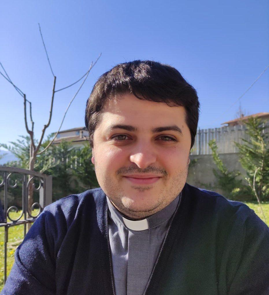Ordinazione sacerdotale di don Vincenzo Di Tomaso, lunedì 22 febbraio, a Rotonda
