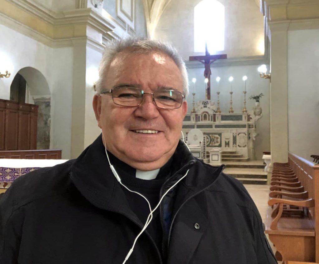 Mons. Vincenzo Orofino positivo al covid-19. Tutti gli impegni pastorali del Vescovo di Tursi-Lagonegro sono sospesi fino a nuova indicazione