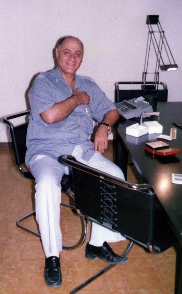 SALVATORE PARZIALE (1929 - 2015),  ARCHITETTO E ARTISTA - Contributo genealogico della Famiglia Parziale-Ayr (dal 1840)